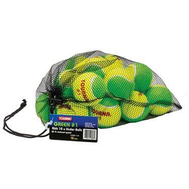 Tourna Stage 1 Tennis Balls (18 pack)