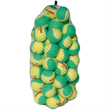 Tourna Stage 1 Tennis Balls (60 pack)