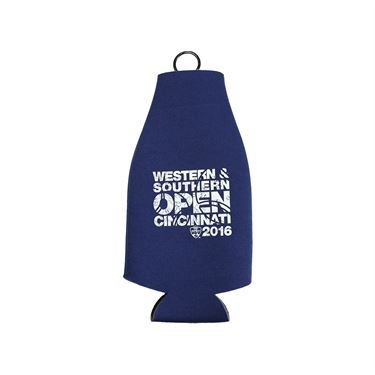 Western & Southern Open Coozie - Navy