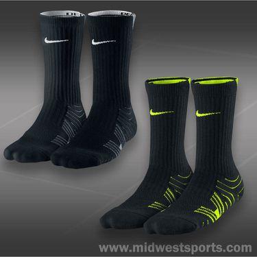 Nike Performance Cushioned Crew Sock (2 Pack)