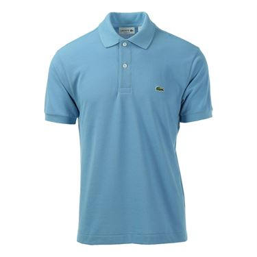 Lacoste 2016 W&S Polo - Naval Blue