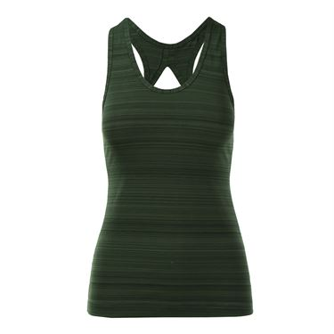 Lole Twist Tank - Forest Green