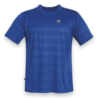 DUC Traction Tennis Crew - Royal/White