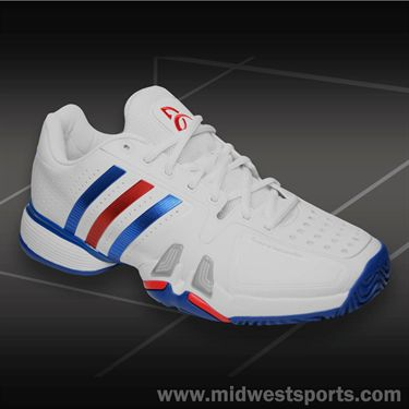 adidas Barricade 7 Novak Mens Tennis Shoe