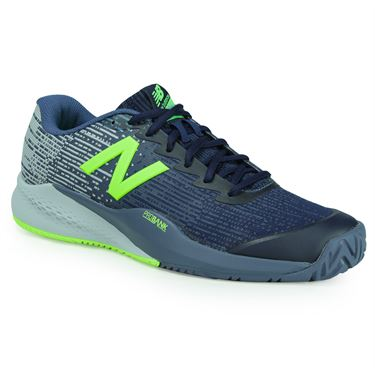 New Balance MC996PL3(2E) Mens Tennis Shoe - Pigment/Light Cyclone