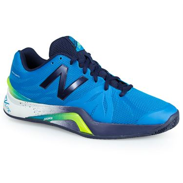 New Balance MCH1296M (2E) Mens Tennis Shoe - Blue/Pigment