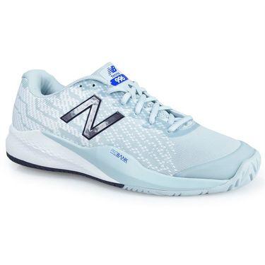 New Balance MCH996G3 (D) Mens Tennis Shoe - Grey/White