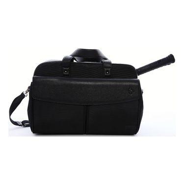 Cortiglia Metropolitan Tennis Bag - Black