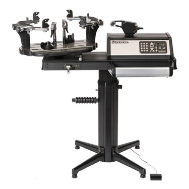 Gamma 7900 ELS Tennis Stringing Machine (6 Point QM Mounting)