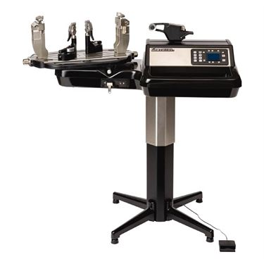 Gamma 9900 ELS Tennis Machine Stringing Machine (2 Point SC Mounting)