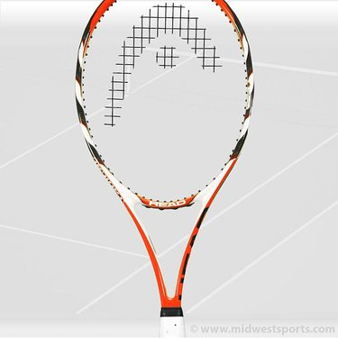 head-microgel-radical-tennis-racquet