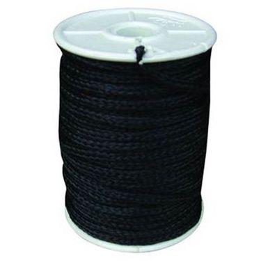 Black Poly Lacing Cord (500 feet)