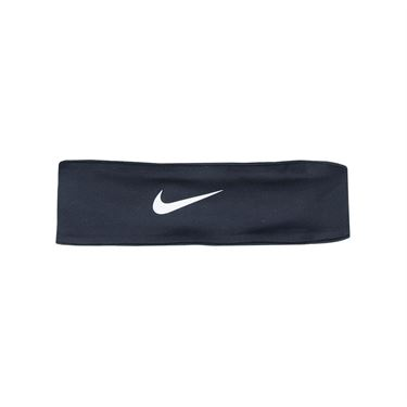 Nike Adjustable Fury Headband - Black/White NJND0 010OS