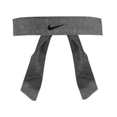 Nike Skinny Dry Head Tie - Charcoal Heather/Black