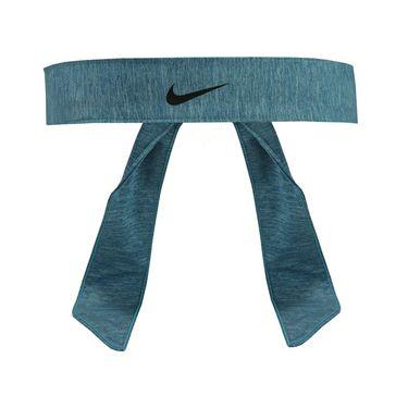 Nike Skinny Dry Head Tie - Rio Teal Heather/Black