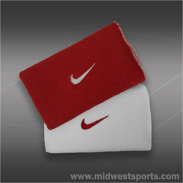 Nike Reversible Doublewide Wristbands NNN03-011OS