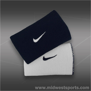 Nike Reversible Doublewide Wristbands NNN03-416OS