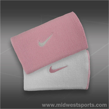 Nike Reversible Doublewide Wristbands NNN03-617OS