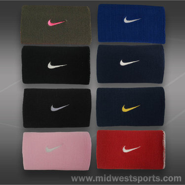 Nike Reversible Doublewide Wristbands