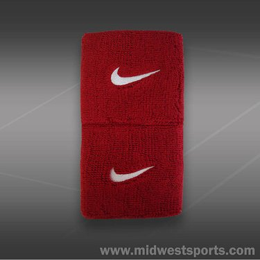 Nike Swoosh Singlewide Wristbands NNN04-601OS