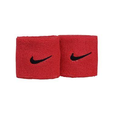 Nike Swoosh Wristbands - Siren Red/Port Wine
