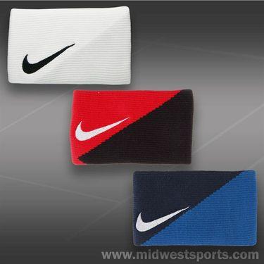 Nike Diagonal Double Wide Wristbands