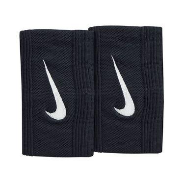 Nike Premier Reveal Doublewide Wristbands - Black/White