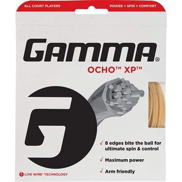 Gamma Ocho XP 17G Tennis String