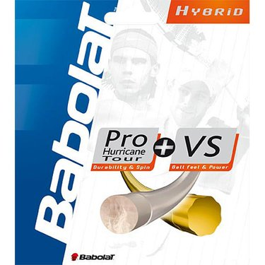 Babolat *HYBRID* Pro Hurricane Tour 16 - VS Gut 16