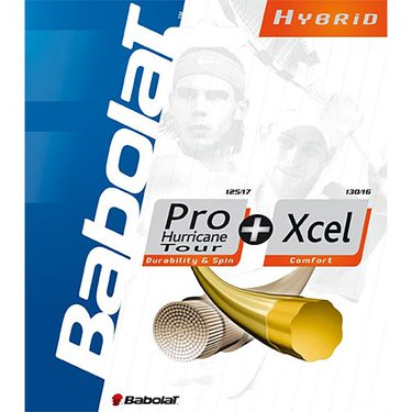 Babolat *HYBRID* Pro Hurricane Tour 16 - Xcel 16