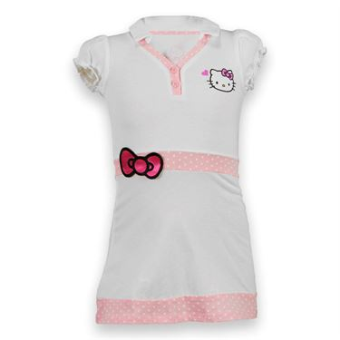 Hello Kitty Princess Polo Dress
