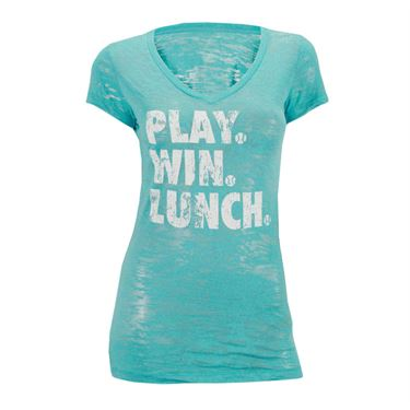 Love All Play, Win, Lunch T-Shirt