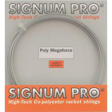 Signum Pro Poly Megaforce 16G Tennis String