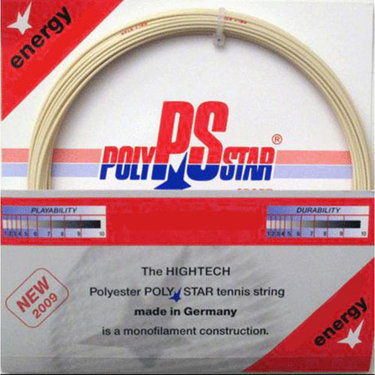 Poly Star Energy 17 Tennis String