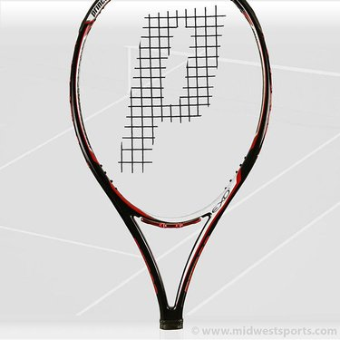 Prince 2011 EXO3 Red Tennis Racquet