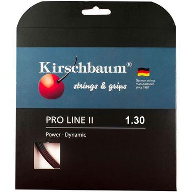 Kirschbaum Pro Line No. II 16G (1.30mm) Tennis String