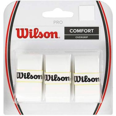 Wilson Pro Overgrip COLORS (3 pack)