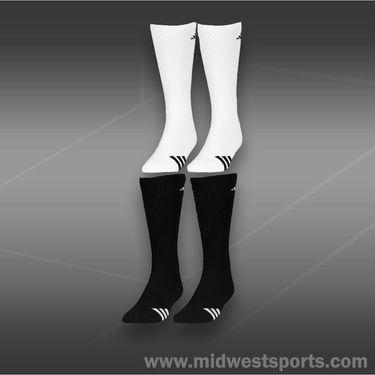 adidas Cushioned 3 Stripe 3 Pack Socks