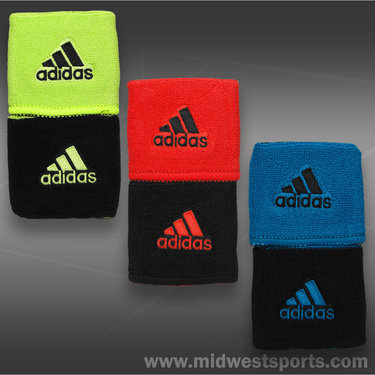 adidas Interval Reversible Wristbands