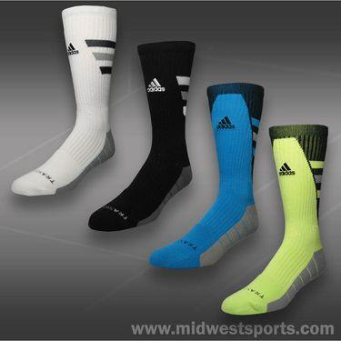 adidas Team Speed Traxion Crew Sock