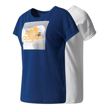adidas Category Tennis Graphic Tee