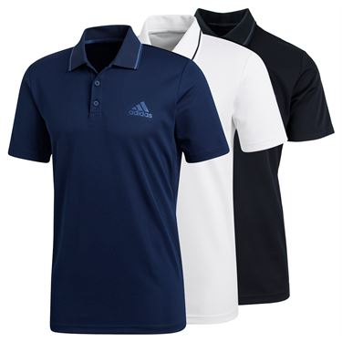 adidas Club Textured Polo