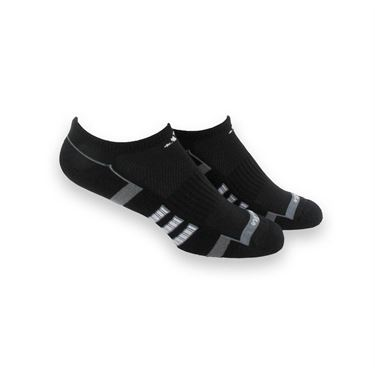 adidas ClimaLite No Show Sock (2 pack)