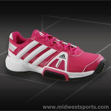 adidas Barricade Team 3 Junior Tennis Shoes