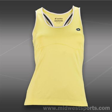 Lotto Nixia Tank-Chick/White