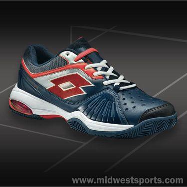 Lotto Vector VI Mens Tennis Shoe