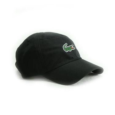 Lacoste Sport Croc Poly Hat - Black