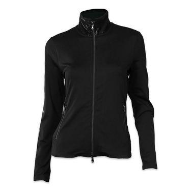 Inphorm Track Jacket - Black