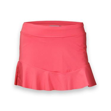 Inphorm Peplum Skirt - Rose/Black