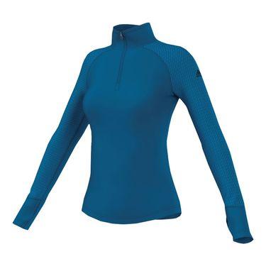 adidas Techfit 1/2 Zip - University Blue